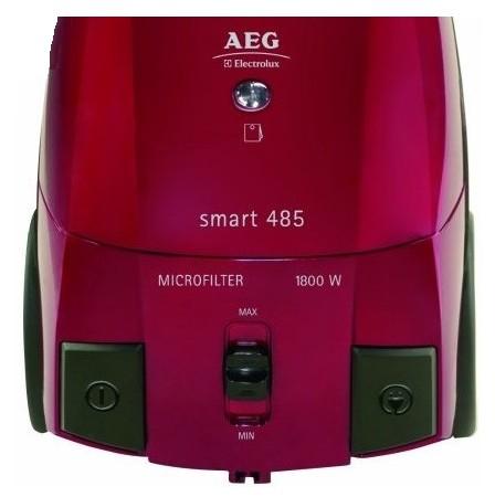 aeg smart 485 bodenstaubsauger staubsauger 1800 watt ebay. Black Bedroom Furniture Sets. Home Design Ideas