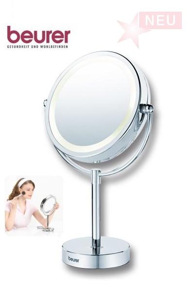 beurer bs 69 beleuchteter kosmetikspiegel led bs69 ebay. Black Bedroom Furniture Sets. Home Design Ideas