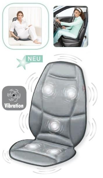 beurer mg 220 shiatsu massage sitzauflage mg220 onpack ebay. Black Bedroom Furniture Sets. Home Design Ideas