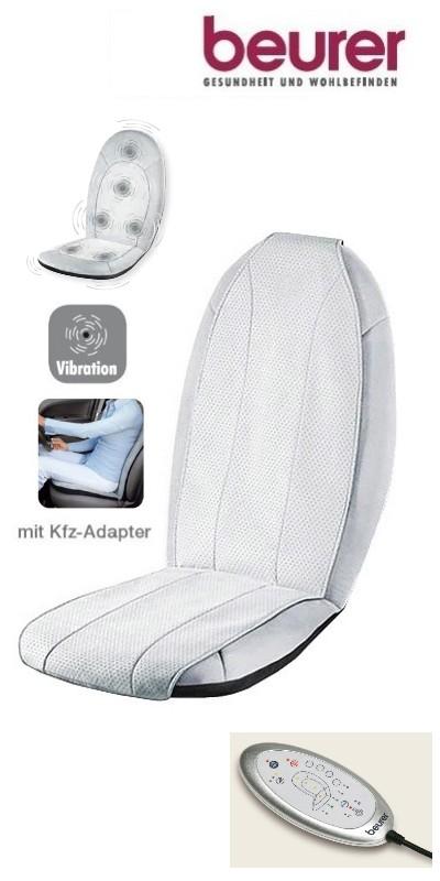 beurer mg 160 massage sitzauflage auto massagesitzauflage w rme massage mg160 ebay. Black Bedroom Furniture Sets. Home Design Ideas
