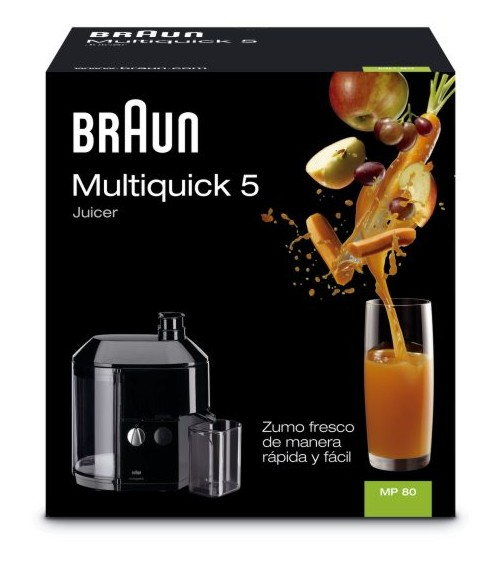 braun multipress mp 80:
