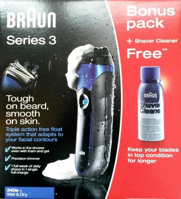 braun series 3 340s 4 manual