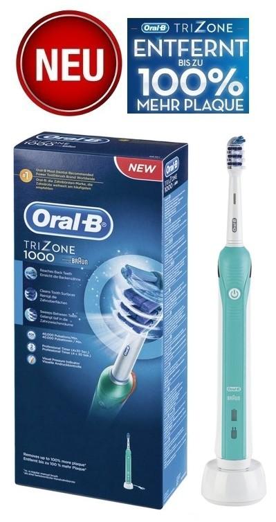 Braun Oral B cepillo de dientes eléctrico TRIZONE 1000 D20.513.1 3d2f36cfc0e8