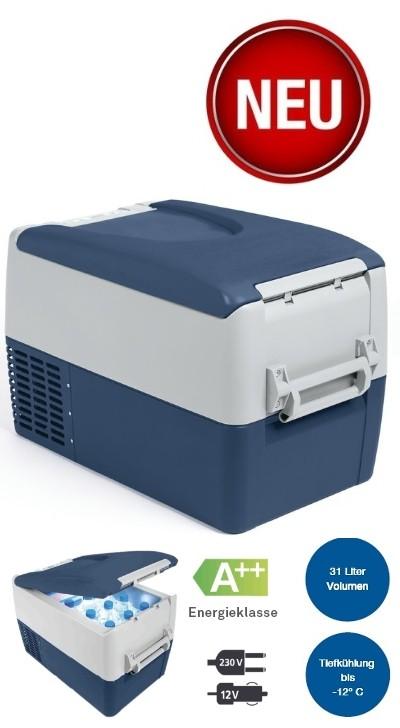 fridgerite fr 35 kompressor k hlbox fr35 eek a k hlbox ac dc 12volt ebay. Black Bedroom Furniture Sets. Home Design Ideas