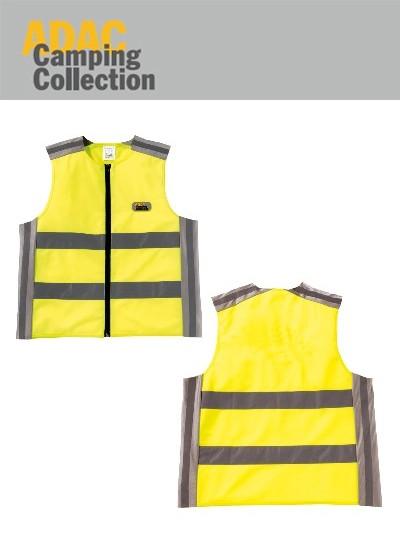 70071 adac camping collection sicherheitsweste warnweste. Black Bedroom Furniture Sets. Home Design Ideas