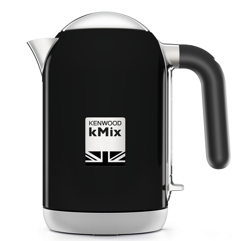 kenwood kmix wasserkocher zjx 650 bk 1 0 liter metallgeh use zjx650bk schwarz ebay. Black Bedroom Furniture Sets. Home Design Ideas