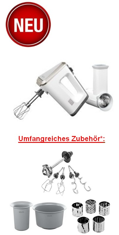 krups 3 mix 9000 set gn 9071 handmixer mixer gn9071 zubeh r schnitzelwerk ebay. Black Bedroom Furniture Sets. Home Design Ideas