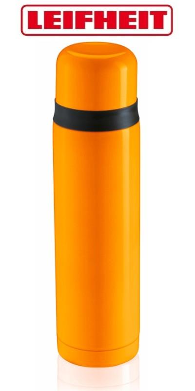 leifheit 28530 isolierflasche coco 1 0l kanne teekanne kaffeekanne gelb ebay. Black Bedroom Furniture Sets. Home Design Ideas
