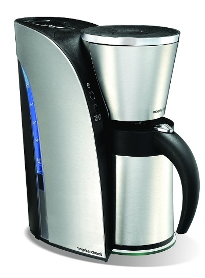 morphy richards kaffeemaschine arc 47110 thermoskanne ebay. Black Bedroom Furniture Sets. Home Design Ideas