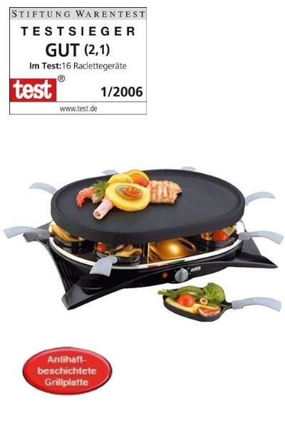 petra rc raclette grill rc12 ebay. Black Bedroom Furniture Sets. Home Design Ideas