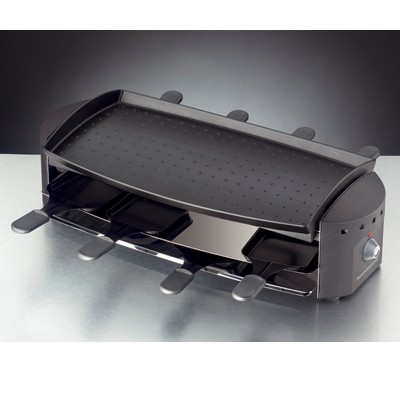 Rommelsbacher RC 1200 Gourmet Raclette Grill RC1200