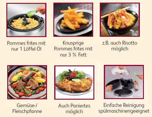 tefal fz 7000 friteuse actifry fz7000 fast ohne fett ebay. Black Bedroom Furniture Sets. Home Design Ideas