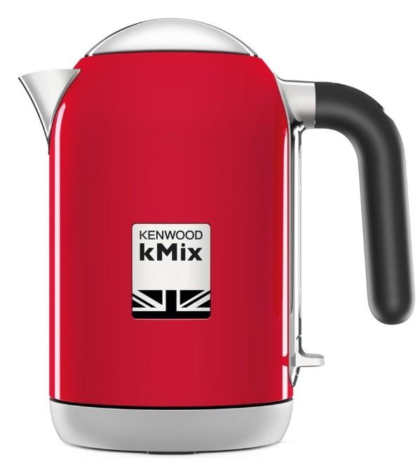 kenwood kmix wasserkocher zjx 650 rd 1 0 liter rich spicy red bremer elektrohandel. Black Bedroom Furniture Sets. Home Design Ideas