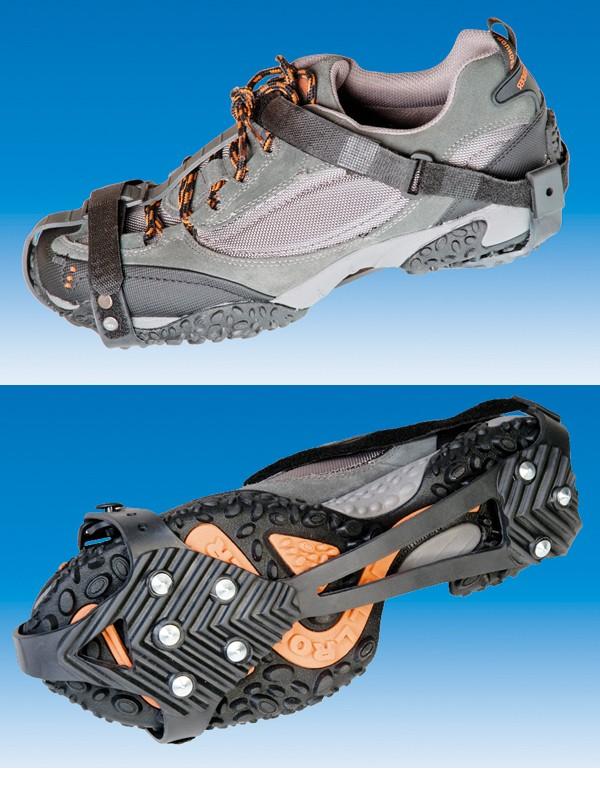 Filmer Schuhspikes 20.530 Größe 36-45 für Damen- und Herrenschuh